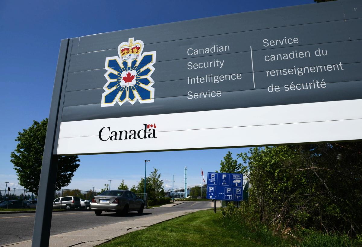 加拿大安情局CSIS多年來一直都在調查和報告外國勢力影響。(加通社)
