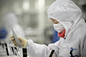 中國晶片業再傳爛尾 濟南泉芯停擺近半員工台籍