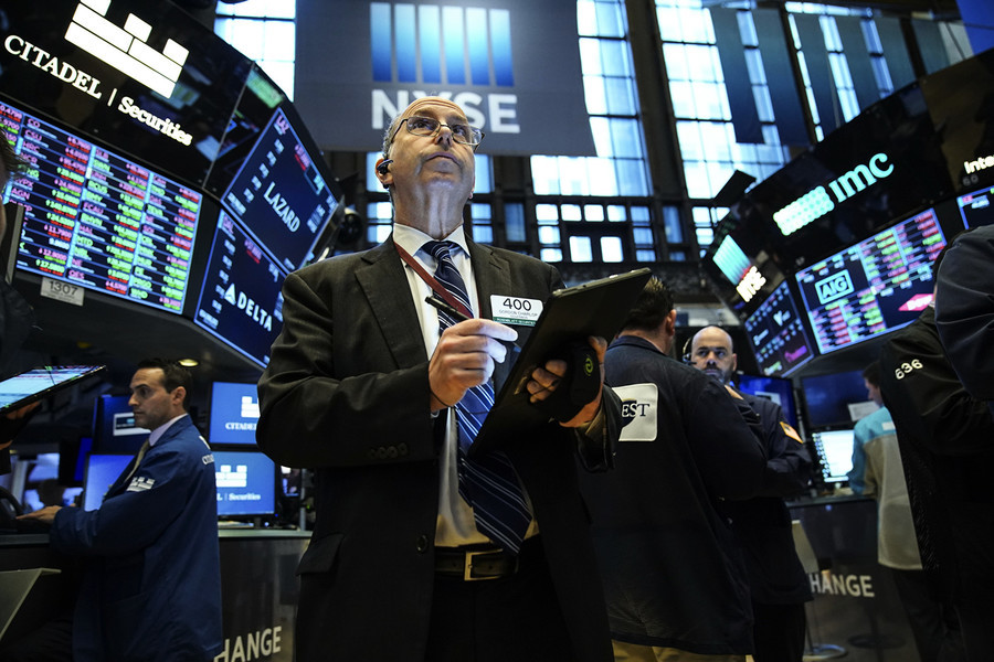 消息:特朗普政府考慮讓中國公司在美股下市