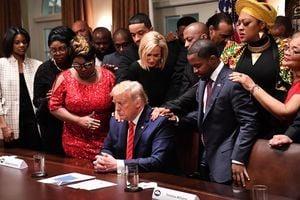 特朗普這次大選何以贏得少數族裔支持