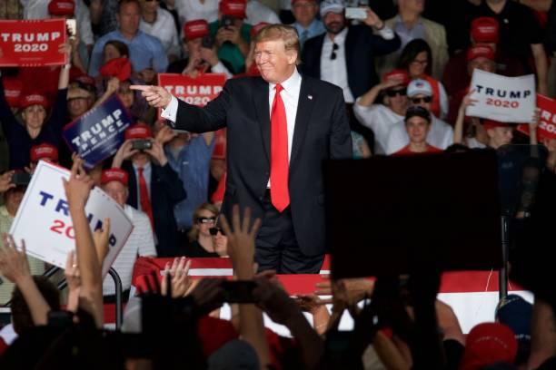 非裔選民開始轉向 特朗普賓州民調追平拜登
