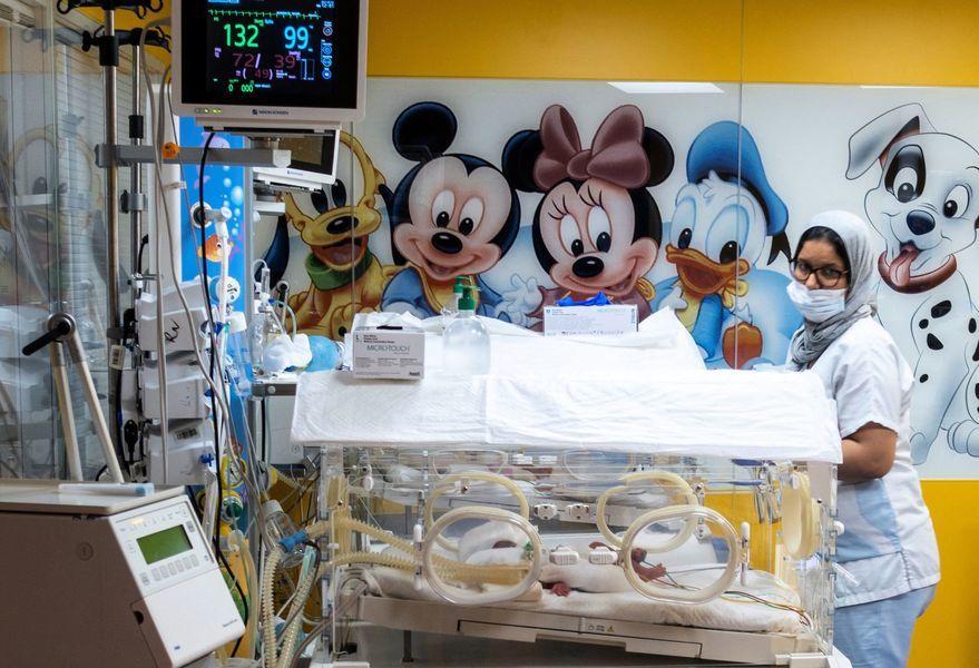 人類奇蹟 馬里25歲產婦平安誕下九胞胎(有片)