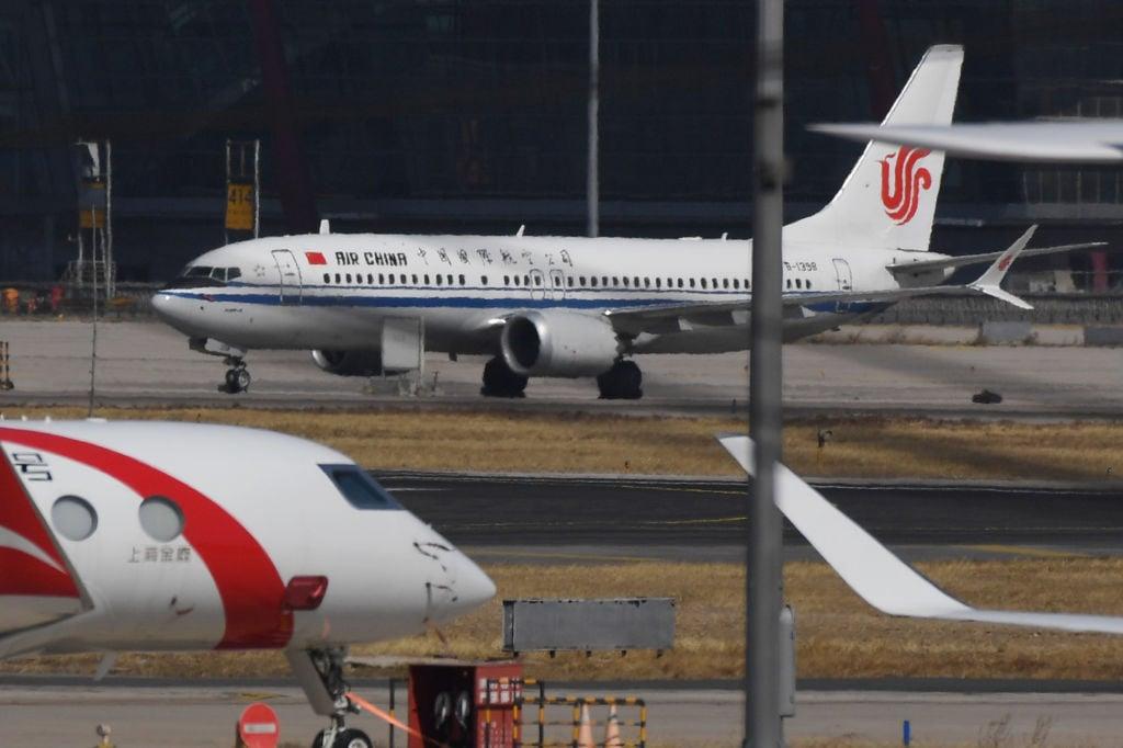 大陸機場有70%處於虧損狀態,其中,中小機場虧損更多。 (GREG BAKER/AFP/Getty Images)
