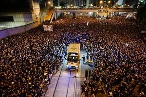 香港人獲得2020諾貝爾和平獎提名