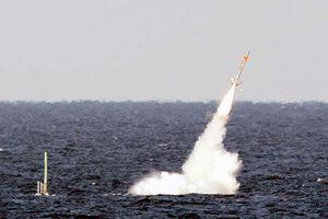 美國冷戰武器今派用場 戰斧巡航導彈