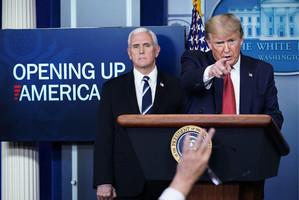 特朗普稱可切斷「中美關係」 趙立堅軟化回應