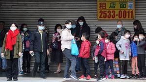 台灣首例中共肺炎病人出院 寫信表達感謝