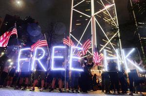 程曉容:13萬港人再發聲 國際社會應守護自由