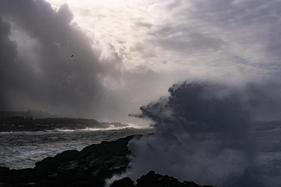美國加州「炸彈氣旋」東移 紐約新州宣布緊急狀態