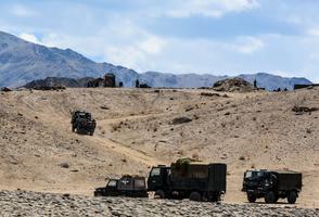 中印開始從邊境對峙地區撤軍