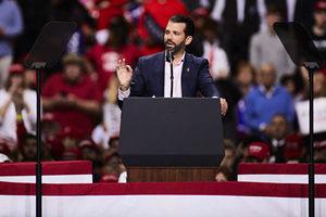 Junior Trump:共和黨需反擊 否則不會再贏選舉