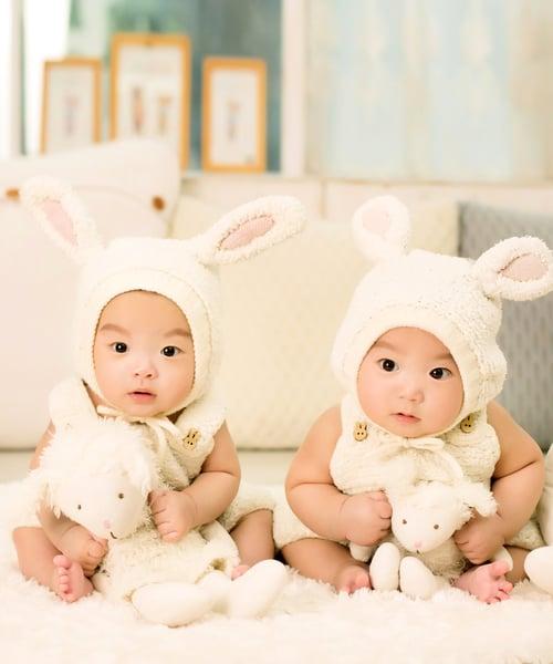 研究:近35年全球雙胞胎出生率達峰值