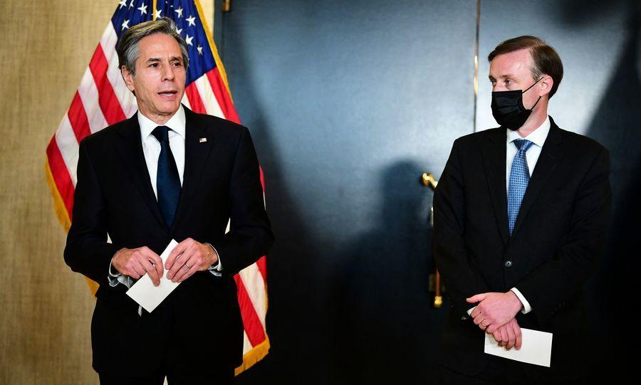 【中美會談】首次會晤後 美國官方聲明全文翻譯