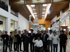 六四30周年特展 民運領袖:向北京說不!