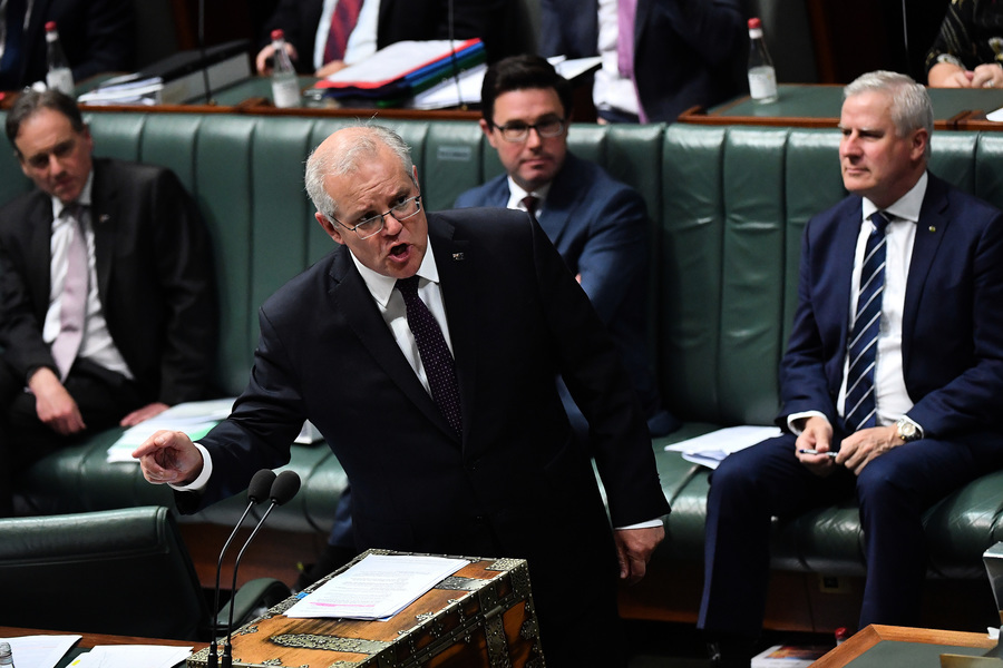 澳總理:現金獎勵打疫苗是在侮辱澳洲人