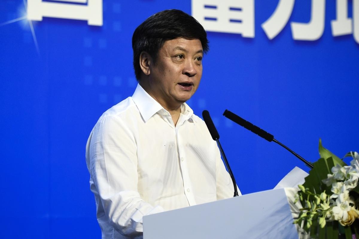彭博報道,融創中國董事長孫宏斌在去年最後一天,把手中多數持股轉到南達科塔信託公司。圖為資料照。 (AFP)