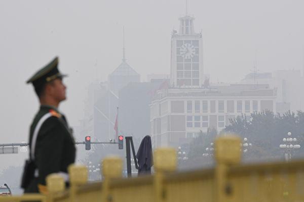 美國國會下屬的美中經濟與安全審議委員會(USCC)週四(2月7日)召開2019年首次中共政治,經濟的主題聽證,主題是「什麼讓習睡不著:北京的內外挑戰」。(GREG BAKER/AFP/Getty Images)