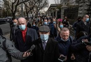【人質風波】中共拒外交官旁聽 被指違反國際法