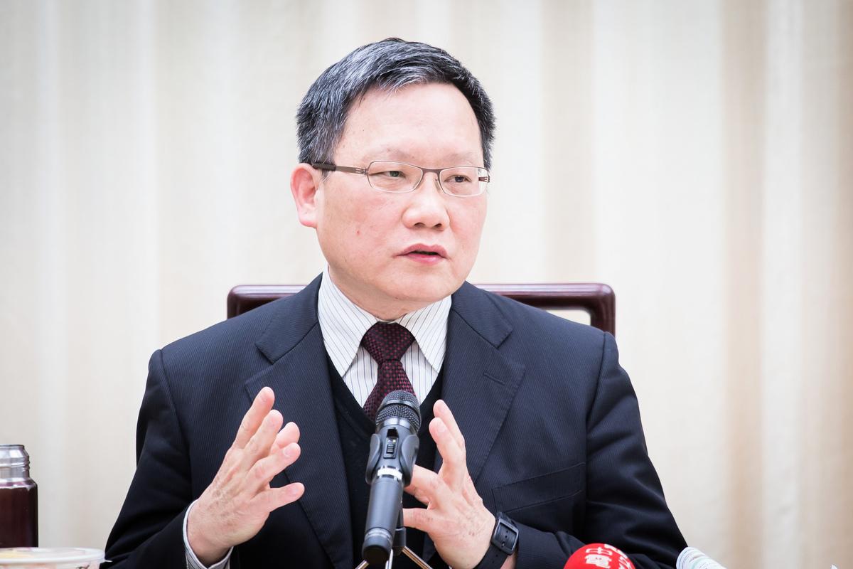 一帶一路, 基建合作架構, 台灣廠商, 台美合作, 中華民國, 財政部長, 蘇建榮