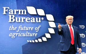 感謝農民支持 特朗普:將促中方執行貿易協議