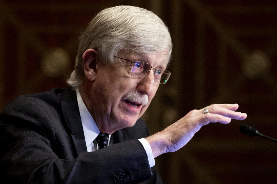 美國國立衛生研究院院長柯林斯將卸任