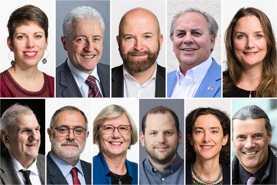 感恩世界法輪大法日 110名瑞士政要恭賀