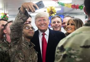 減少駐伊拉克和阿富汗美軍 特朗普目標已實現