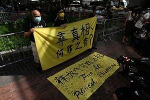 楊威:中共亂港再挑釁 西方需反制工具