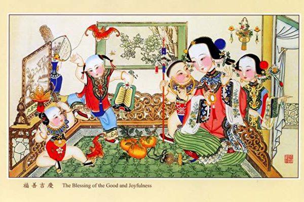 新年吉慶 驅凶迎祥——中國年畫