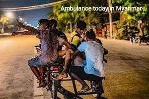 緬甸軍方持續鎮壓 當地華人曝血腥實況