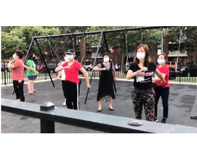 中共官媒發美國紅歌舞影片 拍攝者怒斥歪曲剽竊
