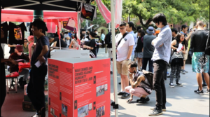 墨爾本「天下制裁展」籲澳洲通過人權法案