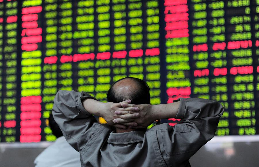 林忌:中國股民因新聞封鎖成大戶點心