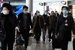 中共肺炎疫情之下 德媒記者親歷北京機場十小時混亂