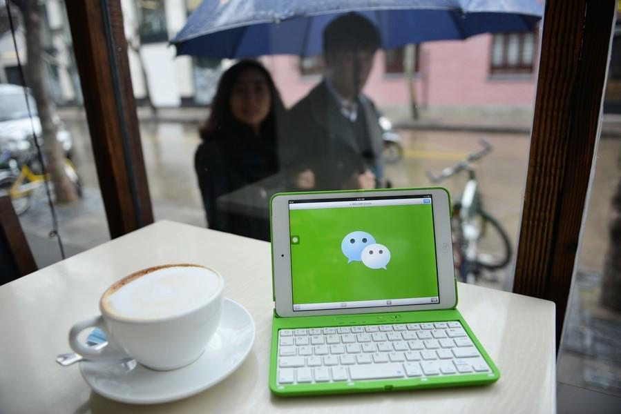 仿傚香港抗爭 大陸網民發起非暴力罷用微信行動