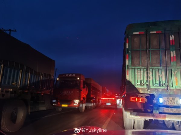 【一線採訪】河北貨運司機遭歧視 被困車裏