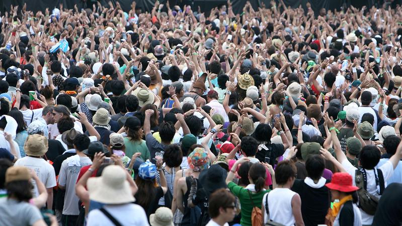 愛知縣辦音樂祭逾8千人密集群聚 主辦方致歉
