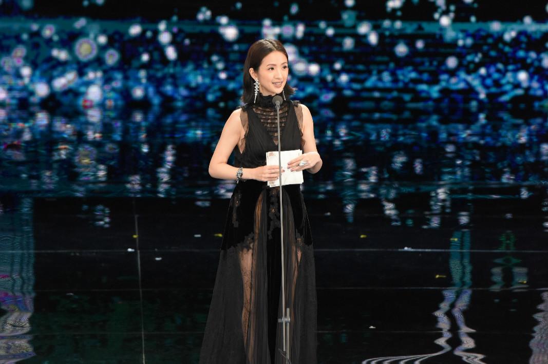 林依晨獲邀擔任本屆金馬獎頒獎嘉賓後,她也在微博上分享自己的觀影心得。入圍最佳劇情片當中,她就看了三部,其中最期待之後文晏導演的《嘉年華》上映。(金馬獎執委會提供)