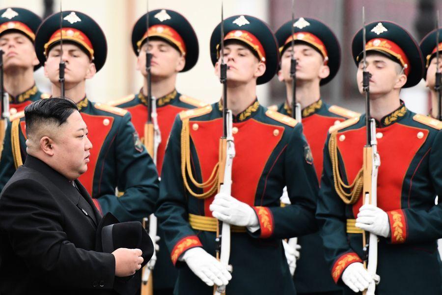 金正恩到訪 俄羅斯網友「鬧作一團」