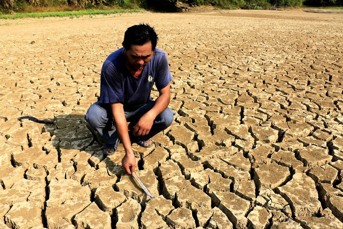 江西省於2019年出現了歷史罕見的夏秋冬連續旱情,目前仍在持續。(大紀元資料室)