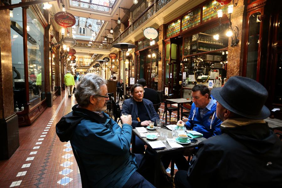 悉尼106天防疫措施解封 商店恢復營業