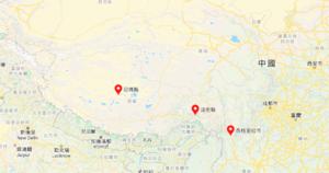 大陸一日連發8次地震 西藏7次雲南1次