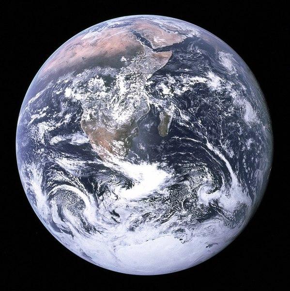 科學家:地球每年變輕五萬噸