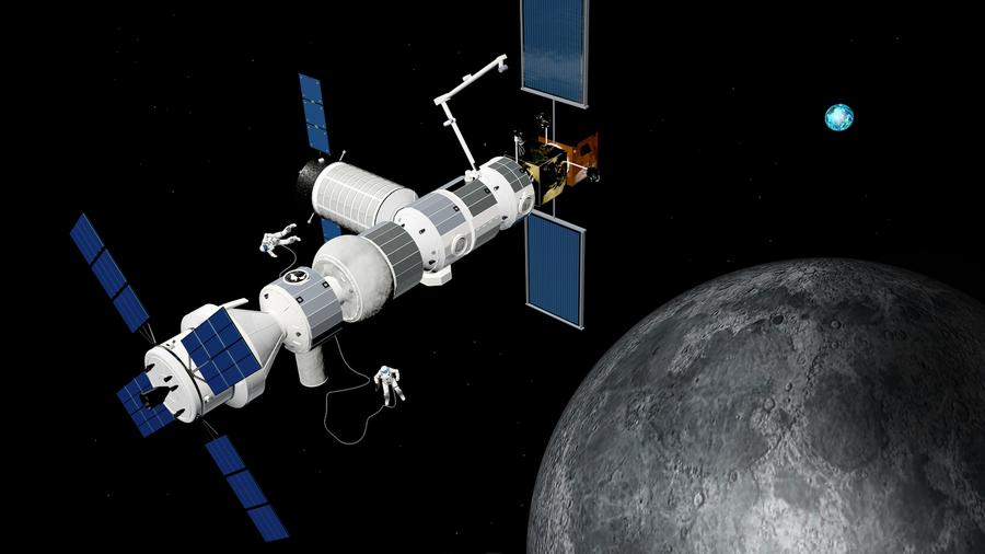 月龍門戶站推最強電動引擎 NASA完成首輪測試