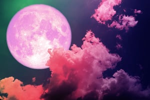 周五耶穌受難日 「粉紅月亮」將現身