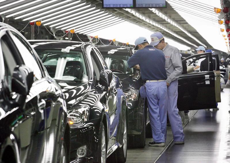 日大型鋼企「日本製鐵」計劃關閉大陸工廠