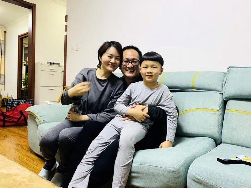 【一線採訪】闊別五年 王全璋回京擁抱妻兒