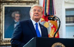 特朗普白宮會見多名挑戰選舉人票眾議員
