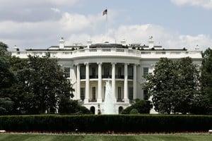在白宮喝茶 米歇爾和特朗普夫人談了甚麽