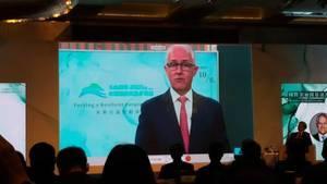 澳前總理:中共日趨橫蠻 民主國家應捍衛自由